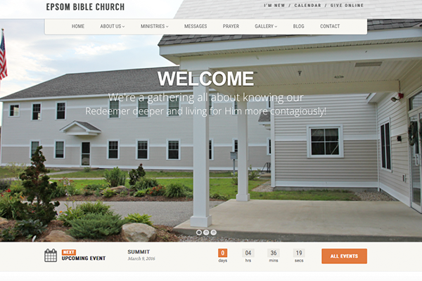Epsom Bible Church – Epsom, NH