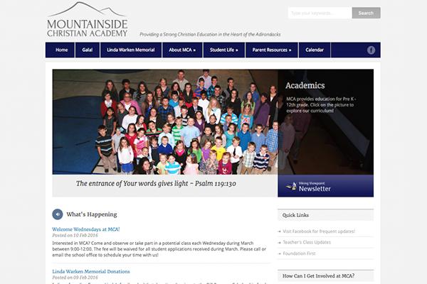 Mountainside Christian Academy