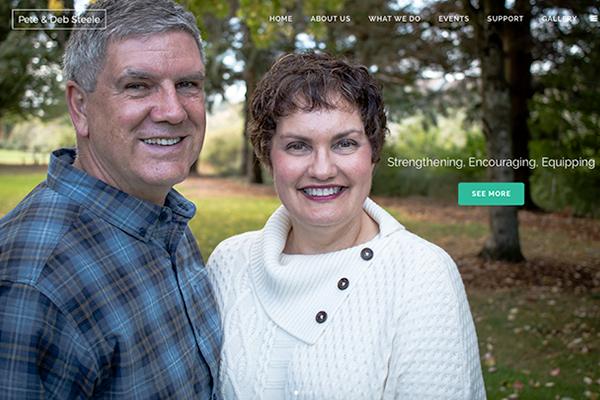 Pete & Deb Steele – Beaverton, OR