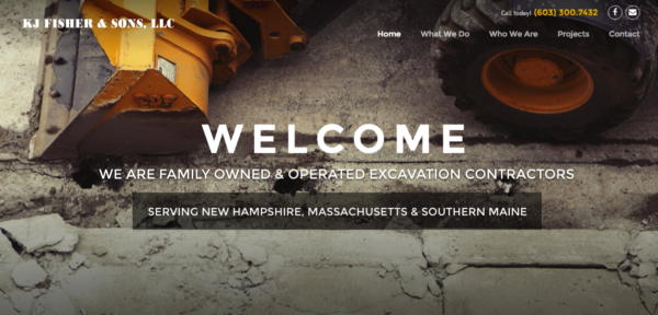 K. J. Fisher and Sons – Deerfield, NH